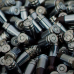 9MM in Shell Shock Stainless Steel Cases