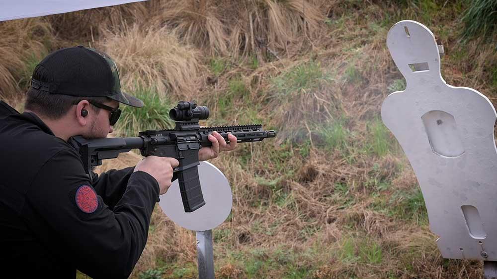 Duncan Close Range AR 15 Frangible Ammo