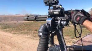 Frangible as Linked Machine Gun Ammo